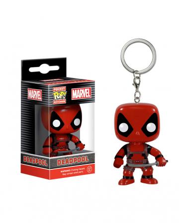 Deadpool Schlüsselanhänger POP