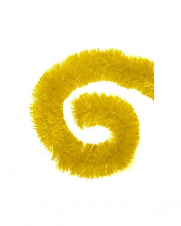 Tinsel Garland yellow