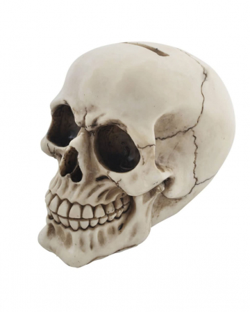 Skull Sparkasse 16 cm