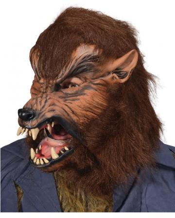 Howl Oween Wolf Maske