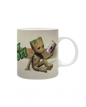 I Am Groot Favorite Cup