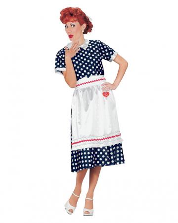 I Love Lucy Costume
