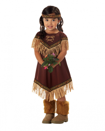 Little Indian Princess Toddler Costume