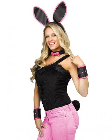 Instant Bunny Set Black