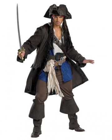 Captain Jack Sparrow Deluxe Kostüm