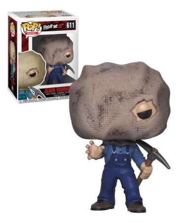 Jason With Bag Mask - Friday 13th Funko Pop! Figure