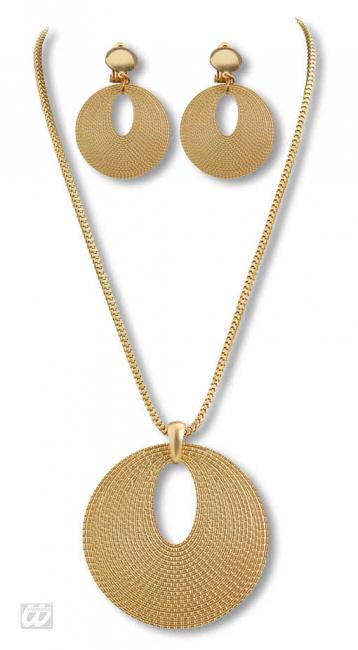 Carnival jewelery with earrings