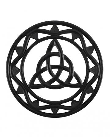 Keltischer Triquetra Knoten Wandschmuck