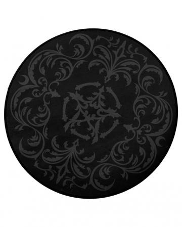KILLSTAR Morticia Carpet Round