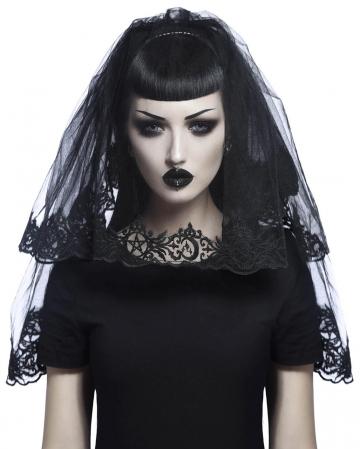 KILLSTAR Mystic Mourning Schleier