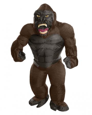 King Kong Kostüm aufblasbar
