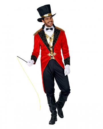 Classic Circus Director Men's Costume