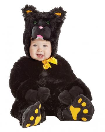 Little black cat costume Xtra Large