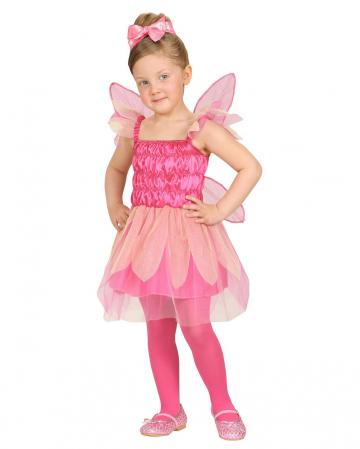 Little fairy in pink