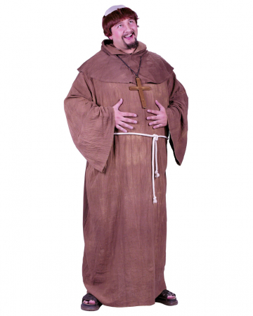 Monastery Monk Costume XL