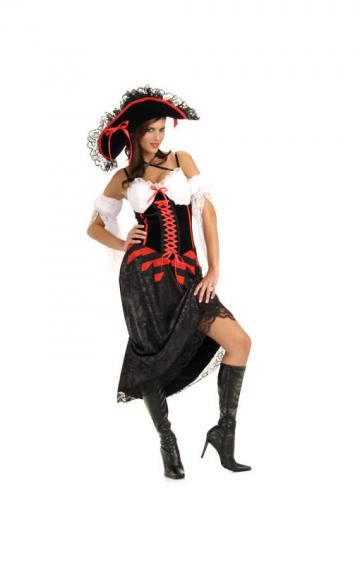 Queen Of The Seas Costume