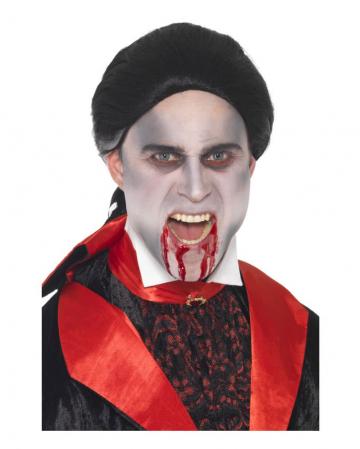 Kolonialstil Vampir Perücke