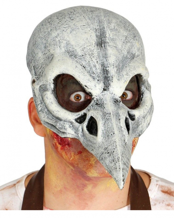 Crow Skull Half Mask