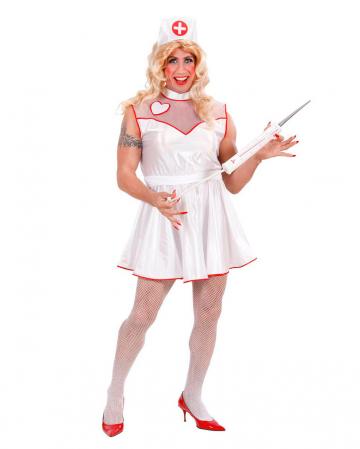 Nurse Drag Queen Costume