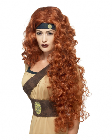 Scouts Long Hair Wig