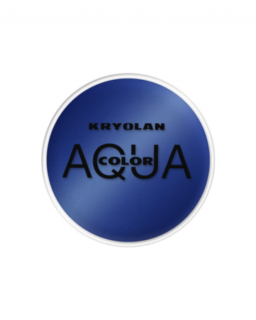 Kryolan Aquacolor Blue 15 Ml