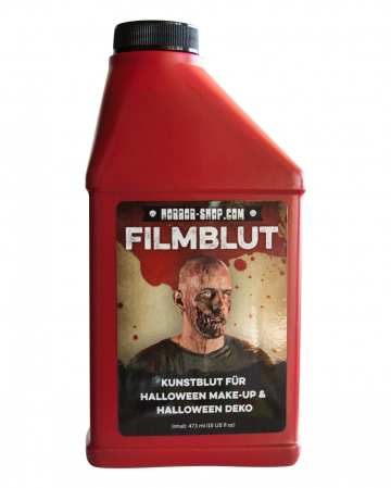 Artificial Blood & Filmblood For Halloween