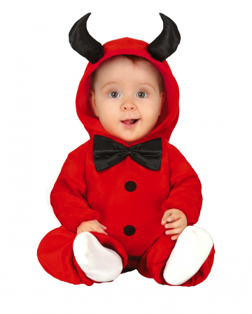 Little Mr Diabolo Toddler Costume Jumpsuit