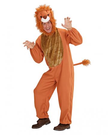 Löwen Kostüm Overall