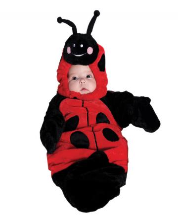 Ladybug Baby bag costume