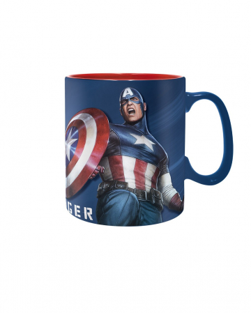 MARVEL Tasse Captain America 460ml