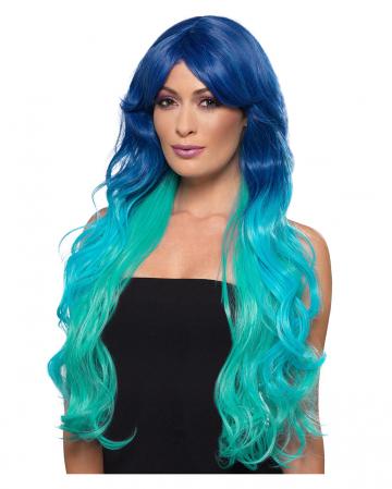 Mermaid Wig Deluxe Extra Long