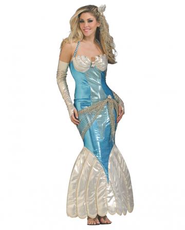 Meerjungfrau Kostüm Undine