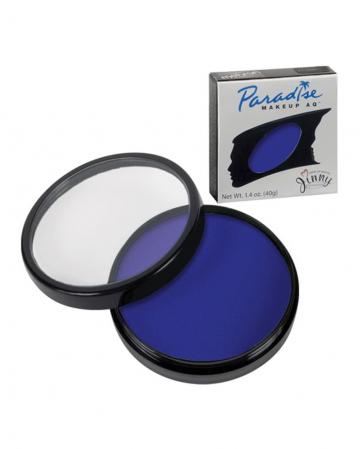 Mehron Paradise Pro Face & Body Make Up Violet