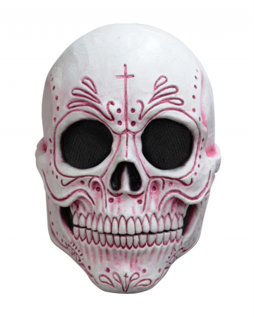 Mexican Sugar Skull Maske