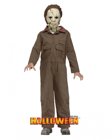 Michael Myers Costume With Mask For Children