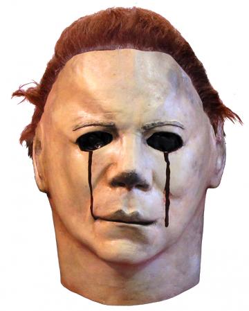 Michael Myers Mask Blood Tears