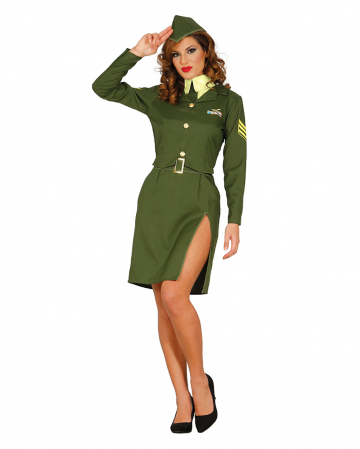 Militar Officer Costume
