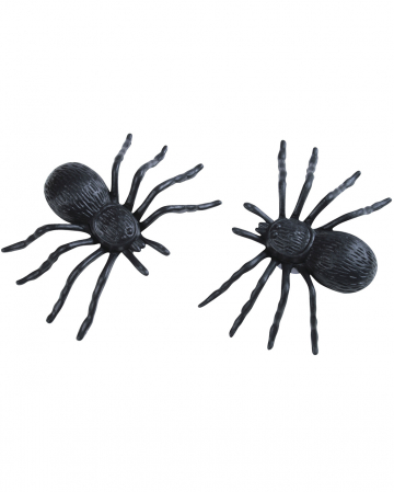 Mini-Spinne mit Saugknopf 2 St.