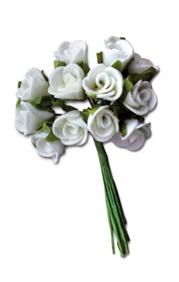 Mini roses cream