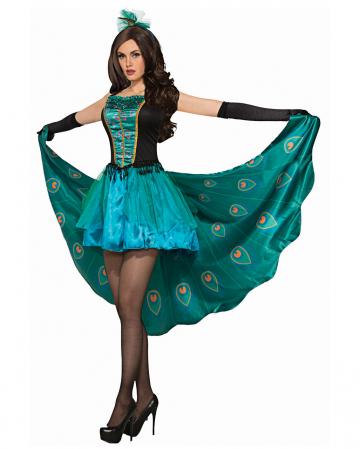 Miss Peacock Peacock Costume