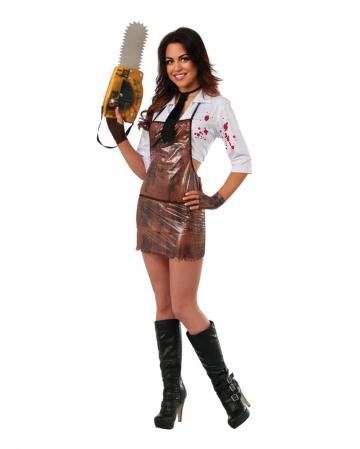 Miss Leatherface Ladies Costume