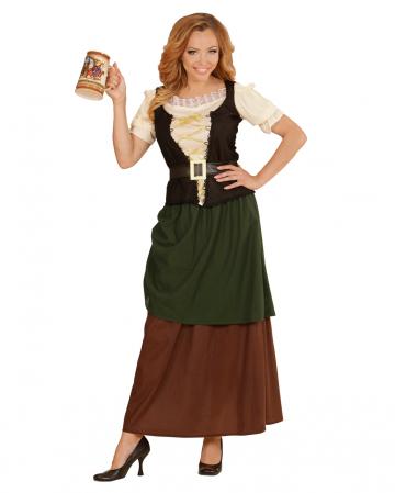 Medieval Maid Costume