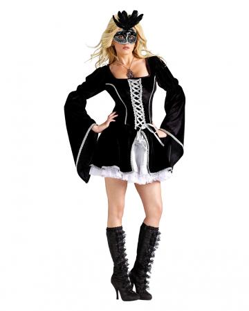Midnight Masquerade Costume L