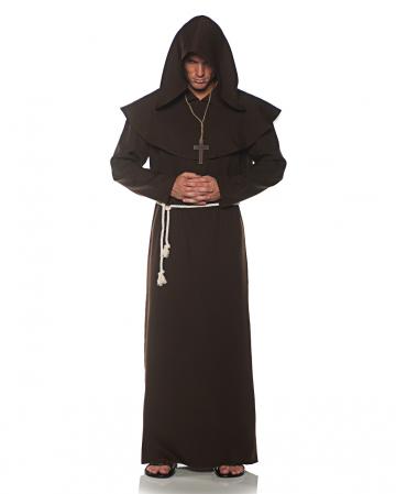 Monk's robe costume brown