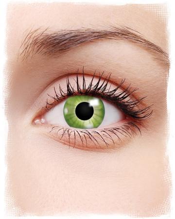 Motiv Kontaktlinsen Electric Green