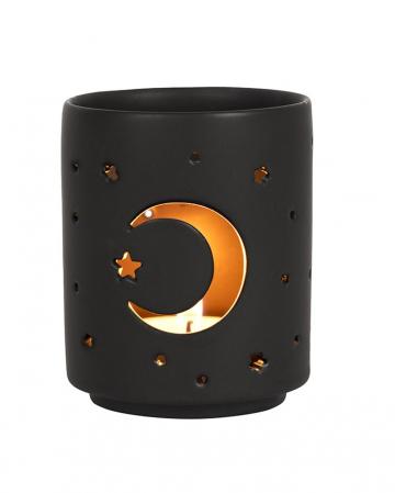 Mystischer Mond Teelichthalter