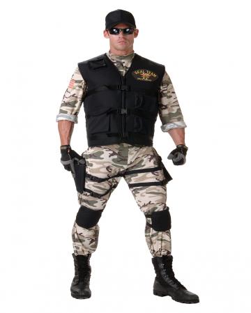 Navy SEAL Uniform Costume XL/XXL