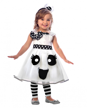 Cute Ghost Toddler Costume