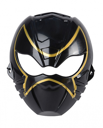 Children's Ninja Mask Black