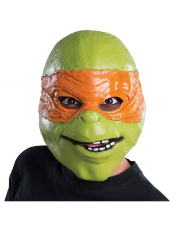 Ninja Turtles Michelangelo Child Mask